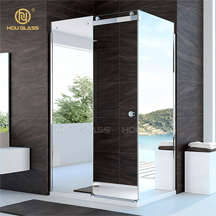 custom contemporary 1300x2000mm russian shower room tempered mirror mirrored shower screens