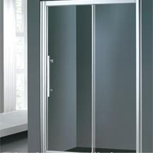 Popular Design Stainless Steel Sliding Shower Room EHA08