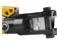 YQK-300 Goplus 12 Ton Hydraulic Wire Crimper Battery Cable Lug Terminal Crimping Tool w/ 11 Dies