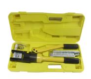 ODETOOLS Portable Manual Cordless Hydraulic Cable Lug Pressing Crimper Pliers YQK-240