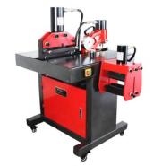 Multifunctional Copper bus bar Generatrix Hydraulic Bus Bar Machining Machine