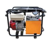 Gasoline Power Electric Pump Crimping Super High Pressure Hydraulic Pump