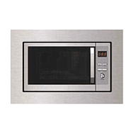 20L Orange color LED display Electronic control Stainless steel Microwave oven