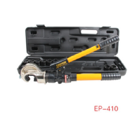 semi-auto quick hydraulic crimper ep-410 hydraulic crimping tool with dies