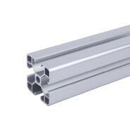Factory wholesale hot selling aluminium extrusion with t slot 2020 aluminum processing