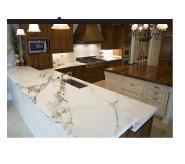 Made In China House Kitchen Furniture Jazz white kitchen island design