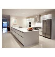 Artificial quartz stone kitchen bar countertop