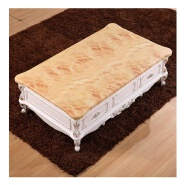 Artificial agate jade table top sheet coffee table design