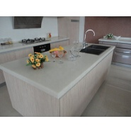 Cheap colored quartz kitchen countertop/acrylic counter top/Solid surface polymer countertops for kitchen