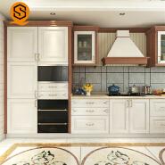 Antibacterial polish brown granite kitchen countertop marble counter top kitchen