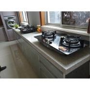 Indoor furniture kitchen quartz countertop/corians bathroom vanity top/synthetic stone counter top