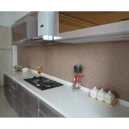 Factory custom resin kitchen countertop artificial stone counter tops bar top