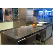 Modern furniture artificial stone kitchen counter tops bar counter top for sale