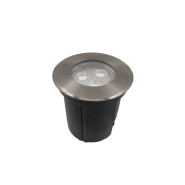 Hot selling products milight outdoor cct led round underground lighting