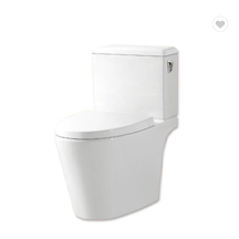 Elegant design two piece anglo indian toilet