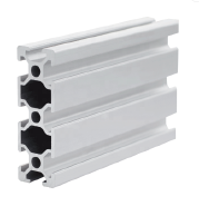 extruded slot aluminium profile for frame greenhouse