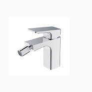 Contemporary brass water tap for deck mounted bidet faucets made china