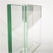 Tempered Clear Glass+Clear PVB film+ Tempered Clear Glass Laminated Glass precios de vidrio de hoja