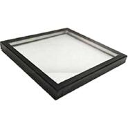 8mm+6A/9A/12A+8mm Insulated glass/hollow glass/double glazing /steel structure curtain wall glass