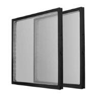 Low E Coated Glass Building Glass curtain walls double glazing insulating tempered vidrio templado construcao de vidro