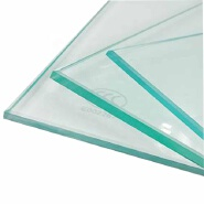 1.8mm-19mm Thick Clear Float Glass Construction And Building Curtain Wall Glass Tempered Suppliers