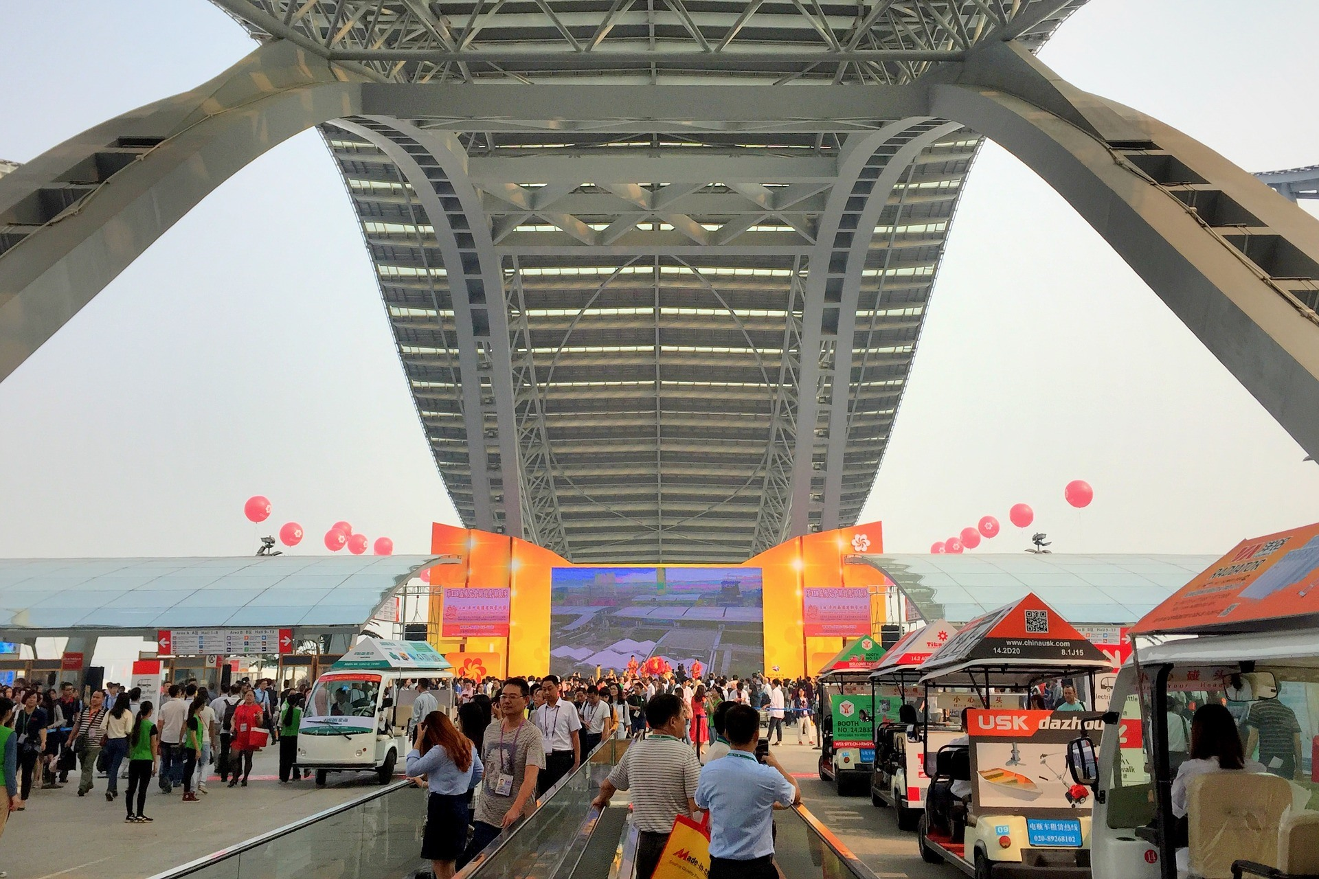 Canton Fair: how to find building materials effectively