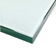 8mm Clear Tempered Building Glass