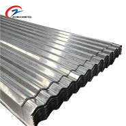 galvanized corrugated steel metal roof tile metal roofing sheet Trapezoidal roofing sheet from taian feicheng liaocheng guanxian