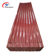 22 gauge 28 gauge corrugated galvanized steel roofing sheet /ppgi gi color steel sheet