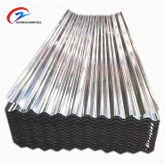 Galvanized Steel Corrugated Roof Sheet Galvanized Sheet Metal Prices