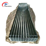 Galvanised corrugated sheet 0.3mm with special LOGO
