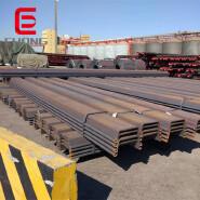 40ft construction U type steel sheet pile