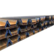 Hot Rolled U Type Steel Sheet Pile/Sheet Pile Weight for construction usage