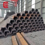SY390 Hot rolled U type sheet pile with customized 9m and 12m