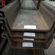 Hot Rolled High Strength Lassen Steel Sheet Pile