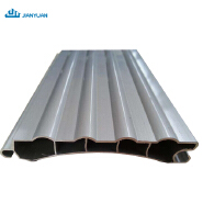 Free sample electrophoresis extinction aluminium profiles for wardrobe awning door