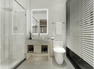 Sales Promotion High Quality Original Design LED mirror bathroom mirror M-ALN201