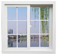 Best Selling Superior Quality Latest Design China ManufacturerUPVC window with grid U-G01