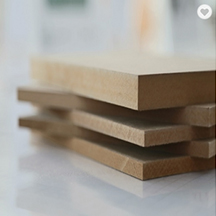 E1 16mm plain mdf board 8/mdf wooden for christmas decoration