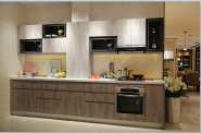 Hot Selling Good Quality Classic Design China Manufacturer customized design YKL-Kitchen-MFC-001