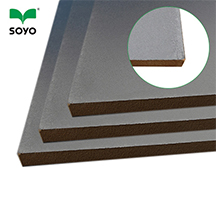mdf board philippines price/one side laminated mdf/ melamine faced mdf