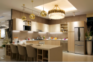 Sales Promotion High Quality China Manufacturer customized design YKL-Kitchen-MFC-002
