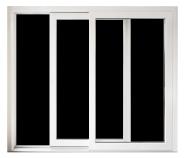 Hot Sell Hot Quality Fashionable Design China ManufacturerUPVC window Sliding water-proof U-S01