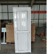 Newest Products Custom Fitted China Manufacturer Sliding high-grade pvc flim coated UPVC DOOR
