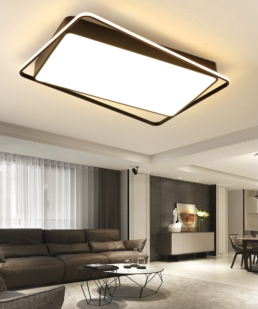 Opening Sale High-quality metal, Special Design precision paint ceiling lights YLCK018
