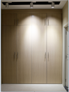 New Product Highest Level Mordern Particle board Chipboard Openin YKL-Wardrobe-Opening door-001