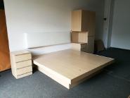 Top Class Brand Design 3-4 star hotel bed resort bed box seaside hotel bedbox Bed02