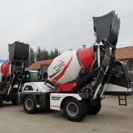 Laizhou Longyi Machinery Co., Ltd. Truck Mixer