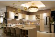 High Quality Hot Design China Manufacturer customized design YKL-Kitchen-MFC-002