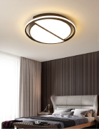 New Arrived High quality Simple Design acrylic mask ceiling lights YLCK011